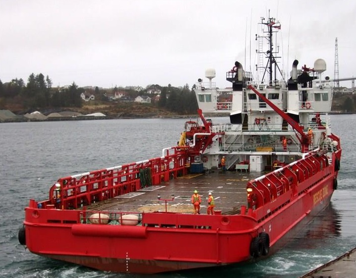 Scandimar Scandinavian Maritime Services AB » Ship for sale Platform
