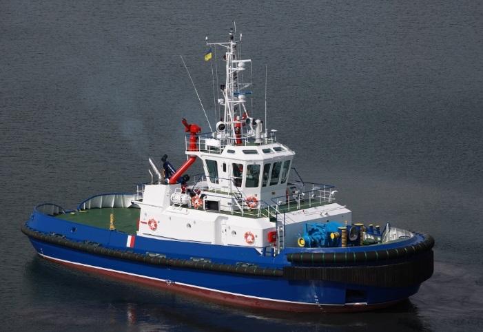 Tug 3780 kW Built 2013 p1