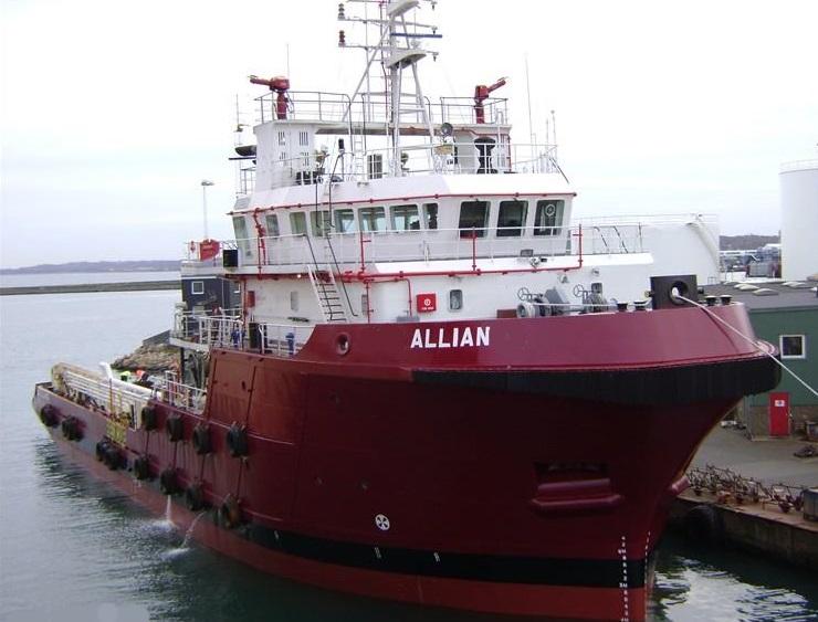 Scandimar Scandinavian Maritime Services AB » Modern OSV / Seismic